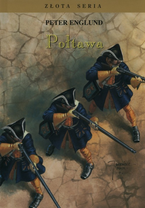 okładka Połtawa, Książka | Englund Peter