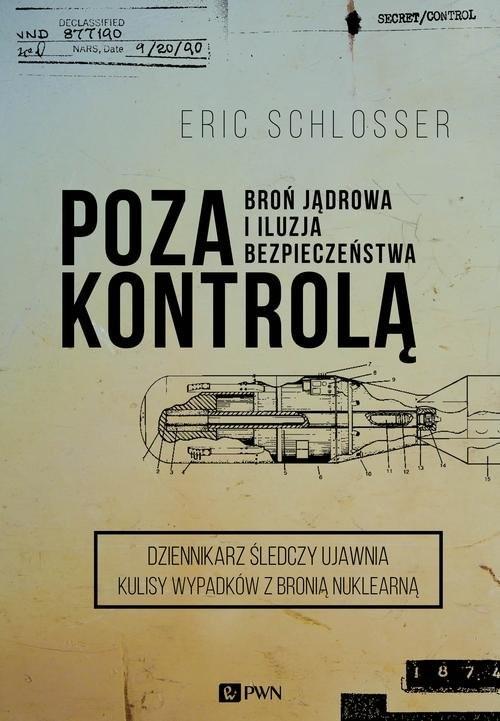 okładka Poza kontroląksiążka |  | Schlosser Erick