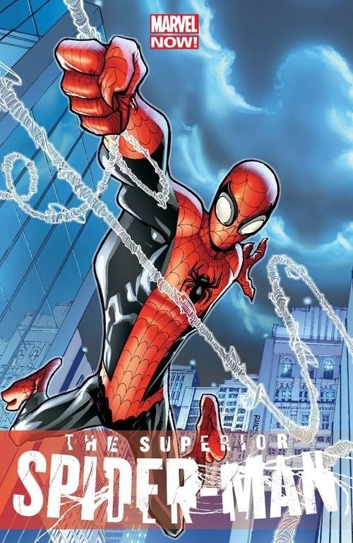 okładka Superior Spider-Man Ostatnie życzenie, Książka  