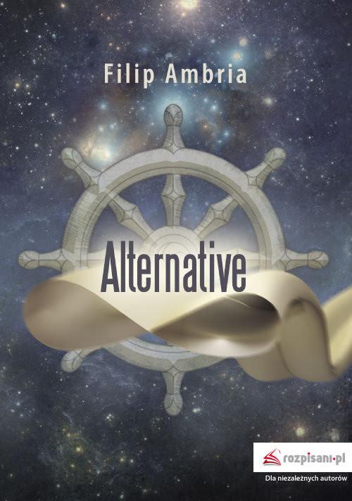 okładka Alternative, Książka   Ambria Filip