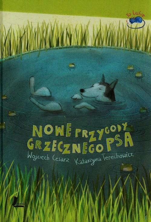 okładka Nowe przygody grzecznego psa, Książka | Wojciech Cesarz, Katarzyna Terechowicz