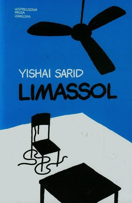 okładka Limassol, Książka   Sarid Yishai