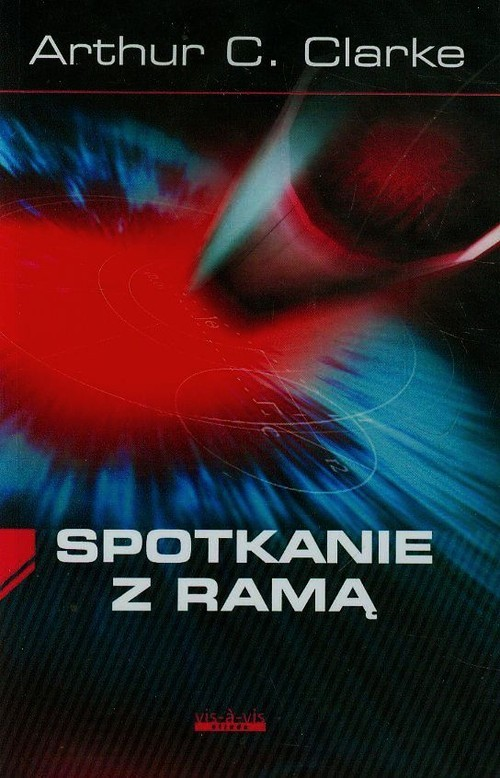 okładka Spotkanie z Ramą, Książka | Arthur C. Clarke