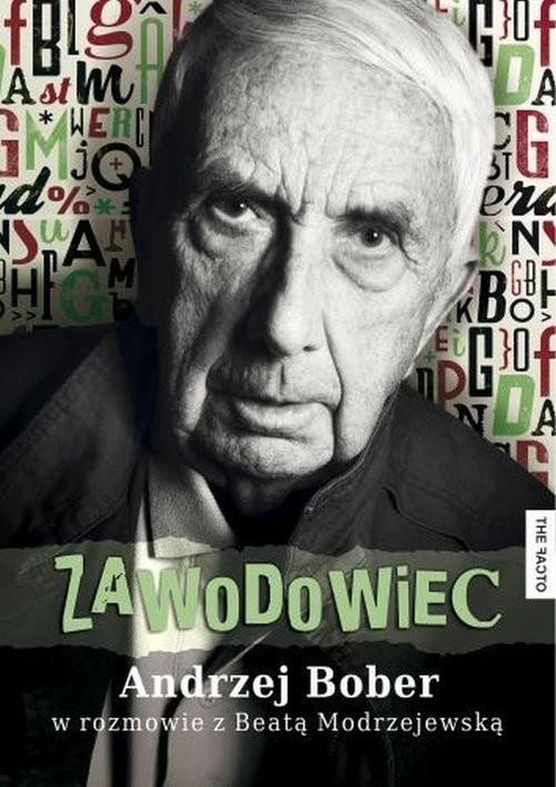 okładka Zawodowiec, Książka | Andrzej Bober, Beata Modrzejewska