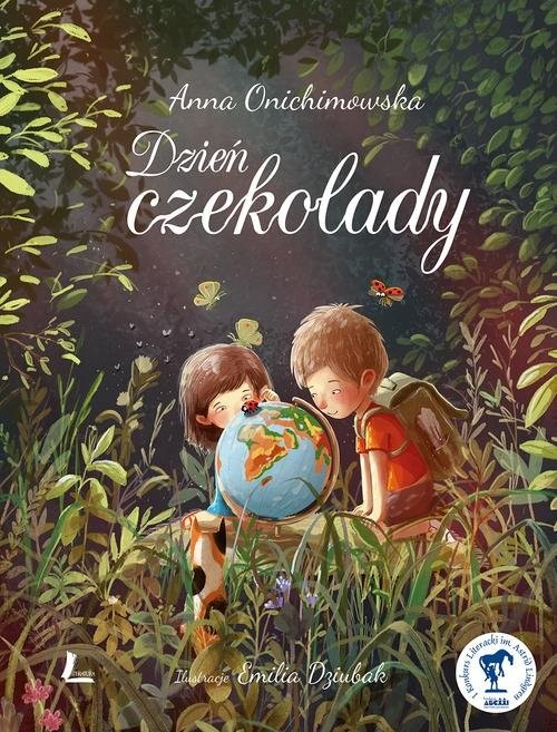 okładka Dzień czekolady, Książka | Anna Onichimowska