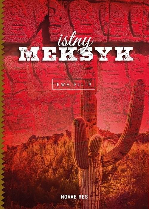 okładka Istny Meksyk, Książka | Filip Ewa