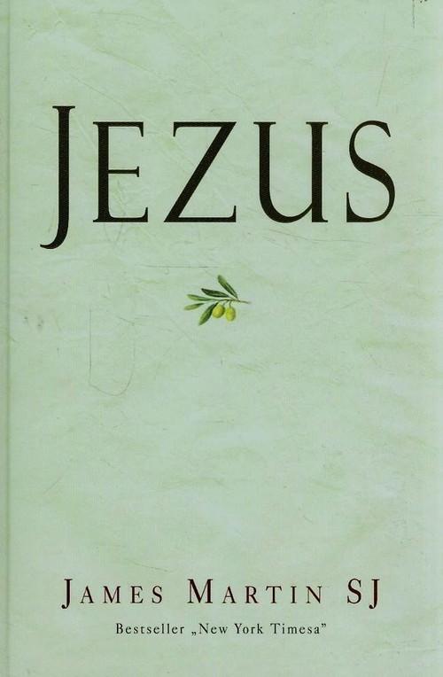 okładka Jezus, Książka | Martin James