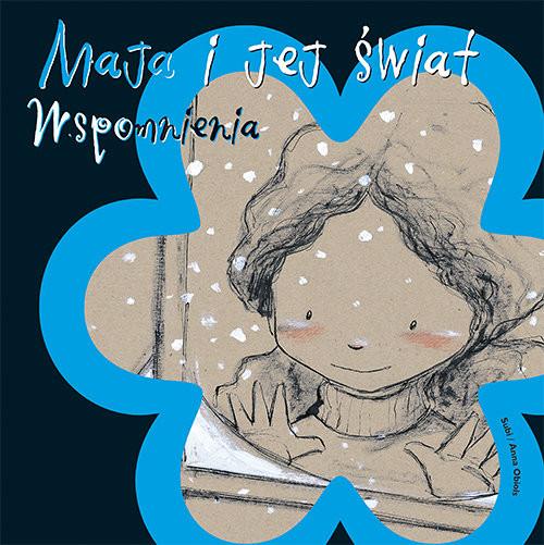 okładka Maja i jej świat Wspomnienia, Książka | Obiols Anna