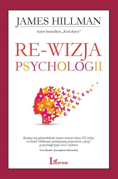 okładka Re-wizja psychologii, Książka | James  Hillman
