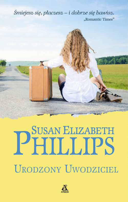 okładka Urodzony uwodziciel, Książka | Susan Elizabeth Phillips