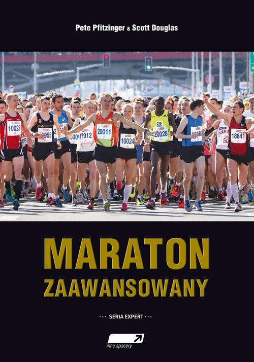 okładka Maraton zaawansowany, Książka | Pete Pfitzinger, Scott Douglas
