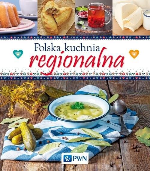 okładka Polska kuchnia regionalna, Książka |
