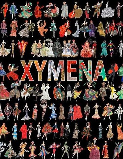 okładka Xymena, Książka | Zaniewska Xymena