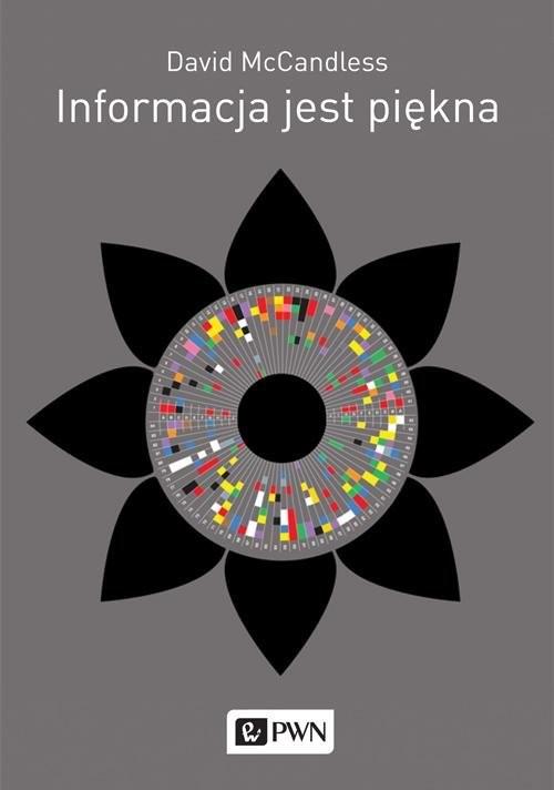 okładka Informacja jest piękna, Książka | McCandless David