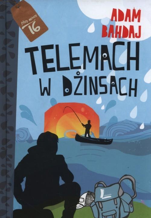 okładka Telemach w dżinsach, Książka | Bahdaj Adam