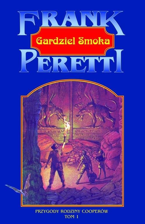 okładka Gardziel Smoka Przygody rodziny Cooperów, Książka | Frank E. Peretti