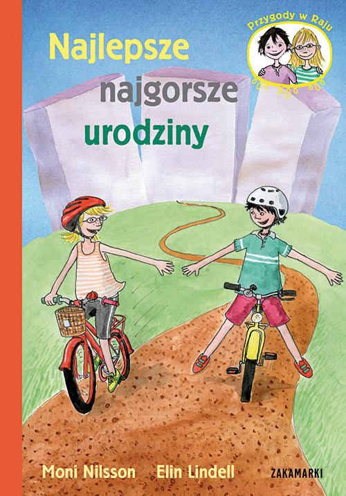 okładka Najlepsze najgorsze urodziny, Książka | Nilsson Moni