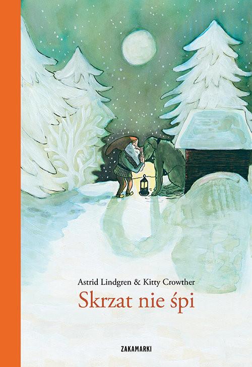 okładka Skrzat nie śpi, Książka | Lindgren Astrid