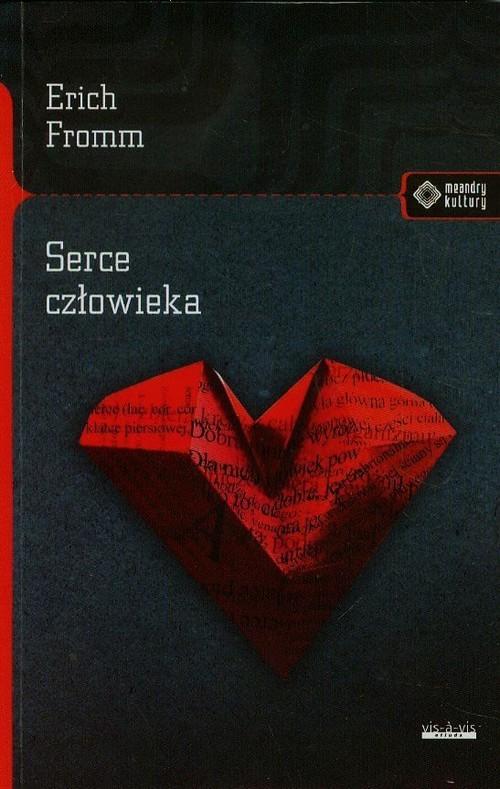 okładka Serce człowieka, Książka | Erich Fromm