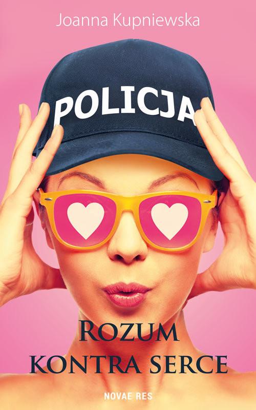okładka Rozum kontra serce, Książka | Kupniewska Joanna