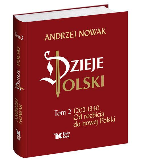 okładka Dzieje Polski Od rozbicia do nowej Polski Tom 2książka |  | Andrzej Nowak