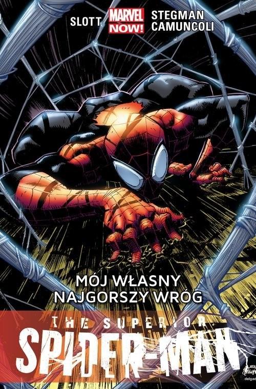 okładka The Superior Spider-Man: Mój własny najgorszy wróg Tom 2, Książka   Slott Dan