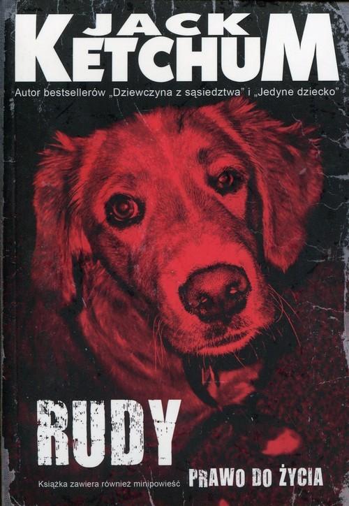 okładka Rudy, Książka   Ketchum Jack