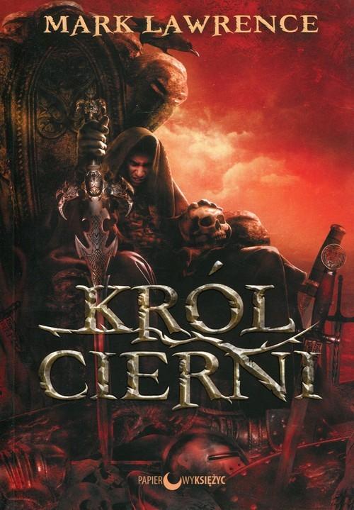 okładka Król Cierni Rozbite Imperium Tom 2, Książka | Lawrence Mark