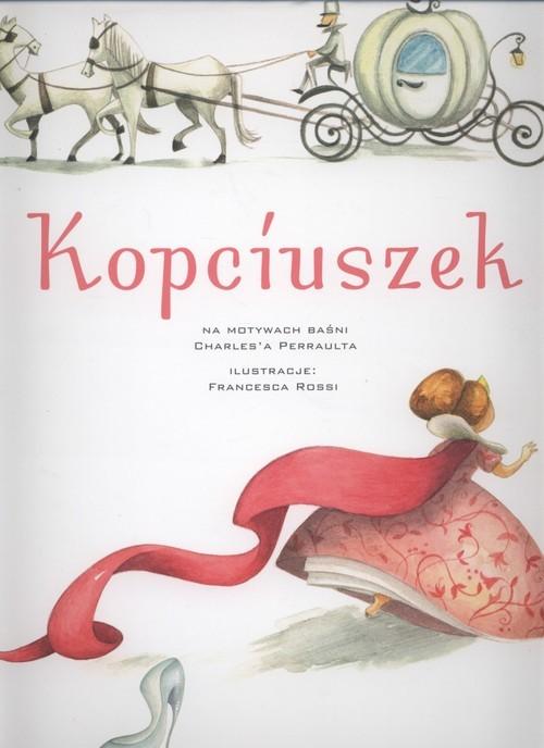 okładka Kopciuszek, Książka | Charles Perrault