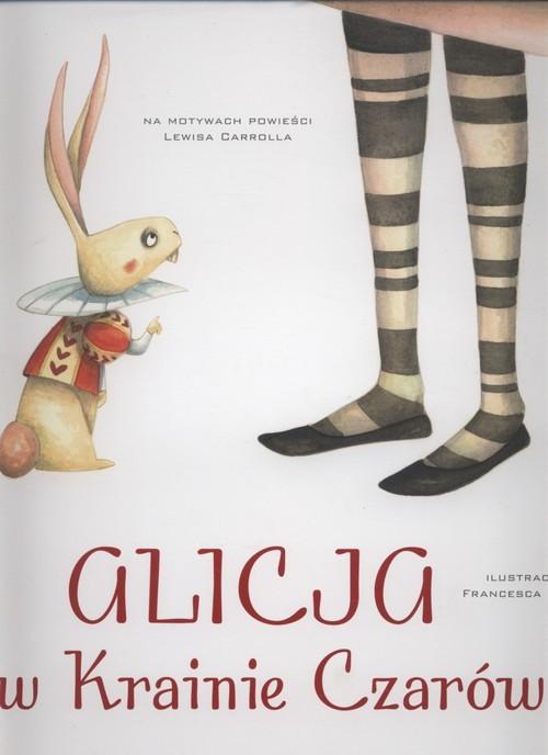 okładka Alicja w Krainie Czarów, Książka | Carrol Lewis