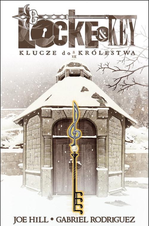 okładka Lockey & Key 4 Klucze do królestwa, Książka | Joe Hill, Gabriel Rodriguez