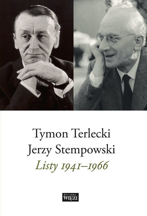 okładka Listy 1941-1966, Książka | Jerzy Stempowski, Tymon Terlecki