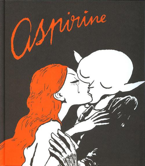 okładka Aspirine, Książka | Sfar Joann
