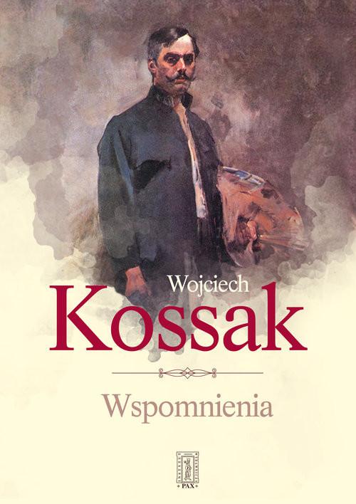 okładka Wojciech Kossak Wspomnienia, Książka | Olszański Kazimierz