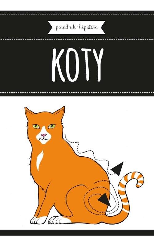 okładka Koty, Książka   Halls Vicky