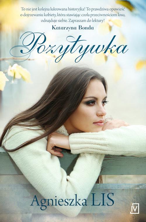 okładka Pozytywka, Książka | Lis Agnieszka