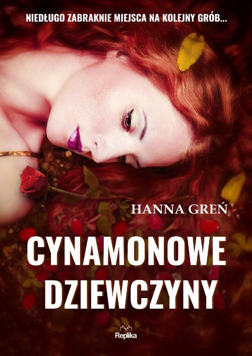 okładka Cynamonowe dziewczyny, Książka   Greń Hanna