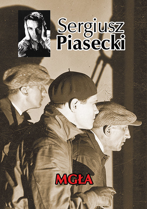 okładka Mgła, Książka | Sergiusz Piasecki