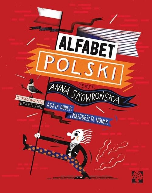 okładka Alfabet Polski, Książka | Skowrońska Anna