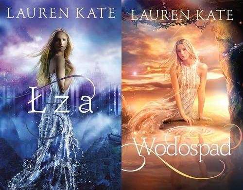 okładka Łza / Wodospad pakiet, Książka | Kate Lauren