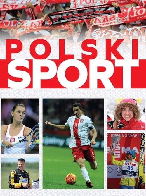 okładka Polski sport, Książka | Laskowski Krzysztof