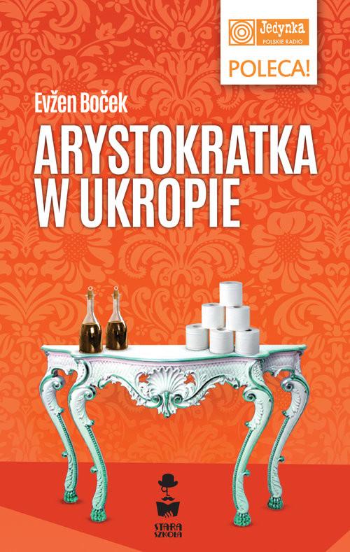 okładka Arystokratka w ukropieksiążka      Bocek Evzen