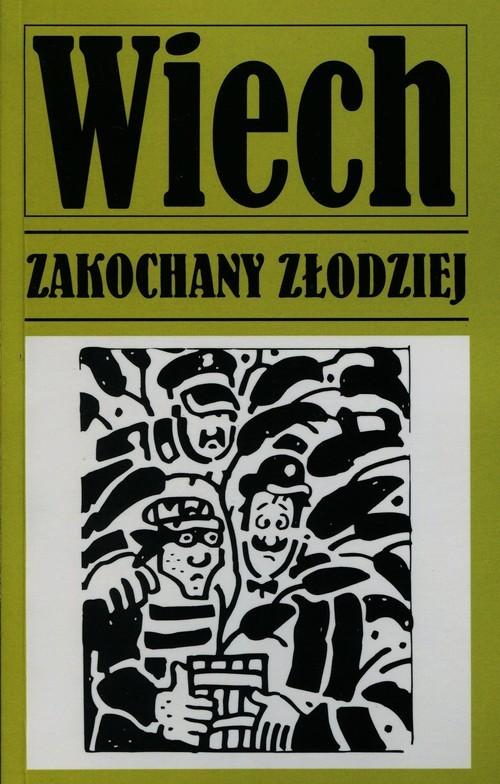 okładka Opowiadania przedwojenne Tom 2 Zakochany złodziejksiążka |  | Stefan Wiechecki Wiech