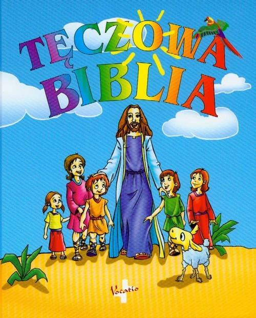 okładka Biblia Tęczowa, Książka |