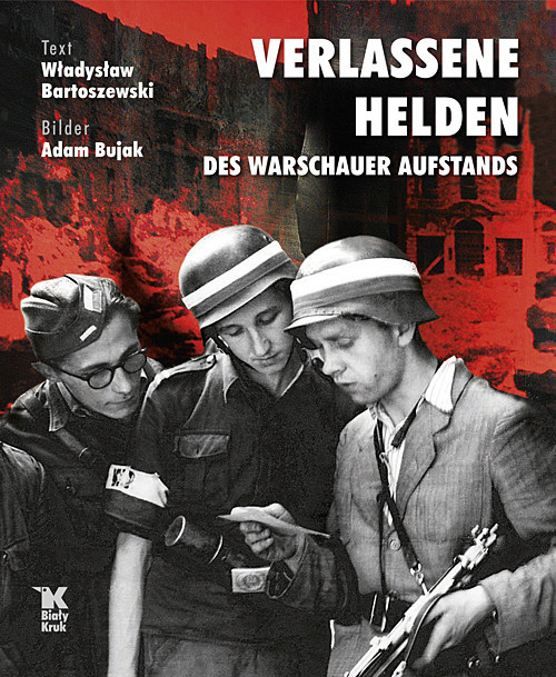 okładka Verlassene Helden des Warschauer Aufstands, Książka | Bartoszewski Władysław