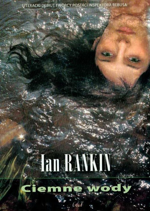 okładka Ciemne wody, Książka | Rankin Ian