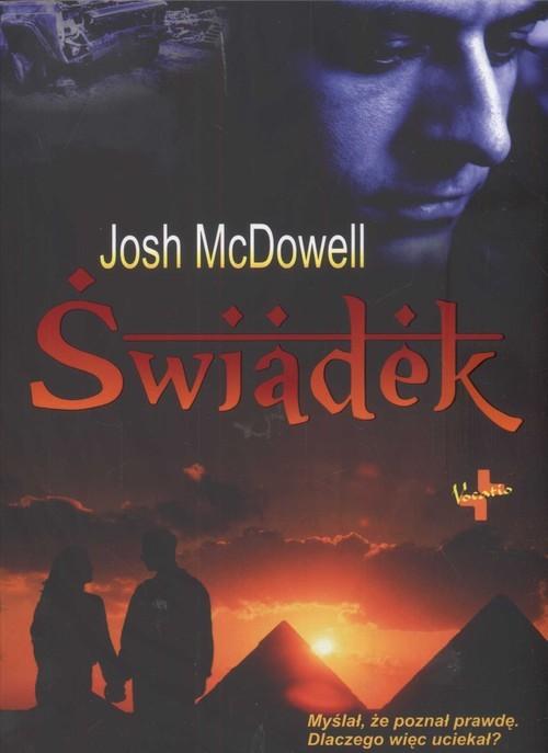 okładka Świadek, Książka | Josh  McDowell