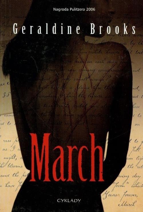 okładka March, Książka | Brooks Geraldine