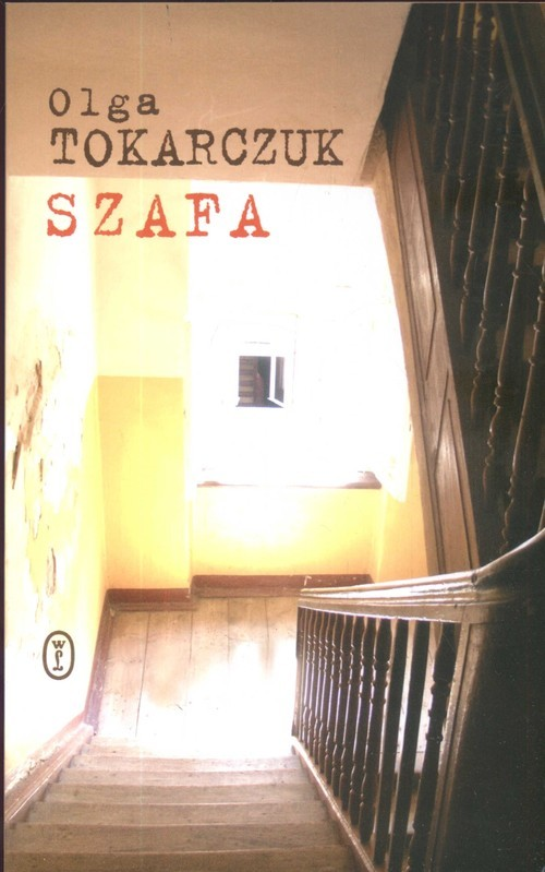 okładka Szafa, Książka | Olga Tokarczuk