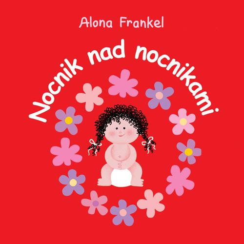 okładka Nocnik nad nocnikami Dziewczynka, Książka | Frankel Alona